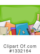 School Clipart #1332164 by BNP Design Studio