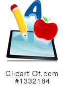 Royalty-Free (RF) School Clipart Illustration #1332184