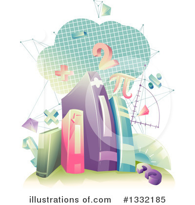 Math Clipart #1332185 by BNP Design Studio