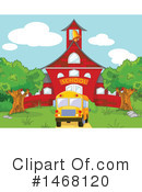 School Clipart #1468120 by Pushkin