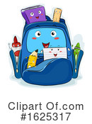 School Clipart #1625317 by BNP Design Studio