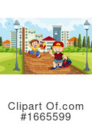 School Clipart #1665599 by Graphics RF