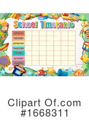 School Clipart #1668311 by Graphics RF