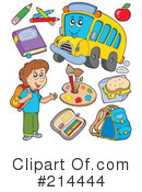 School Clipart #214444 by visekart