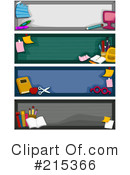 School Clipart #215366 by BNP Design Studio