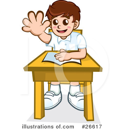 Royalty-Free (RF) School Clipart Illustration by NoahsKnight - Stock Sample #26617