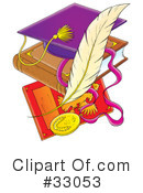 School Clipart #33053 by Alex Bannykh