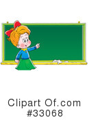 Royalty-Free (RF) school Clipart Illustration #33068