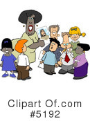 Royalty-Free (RF) School Clipart Illustration #5192