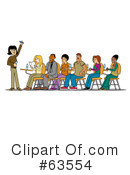 Royalty-Free (RF) school Clipart Illustration #63554