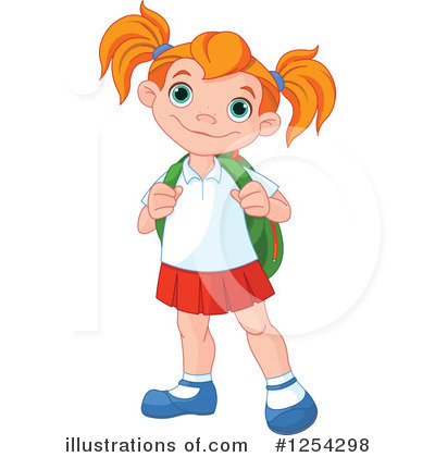 Back To School Clipart #1254298 by Pushkin