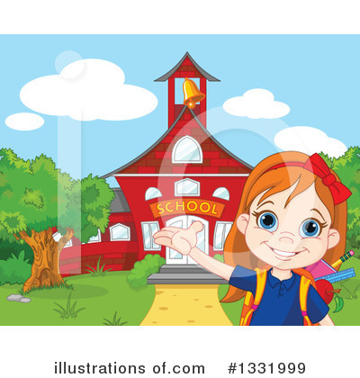 Back To School Clipart #1331999 by Pushkin