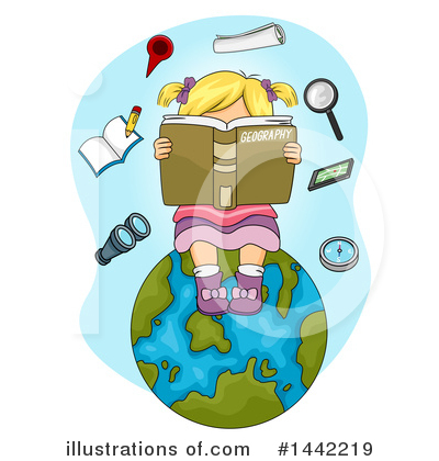 Magnifying Glass Clipart #1442219 by BNP Design Studio