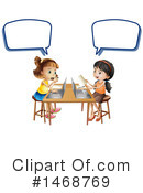 School Girl Clipart #1468769 by Graphics RF