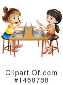 School Girl Clipart #1468788 by Graphics RF