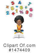 School Girl Clipart #1474409 by Graphics RF