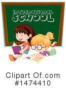 School Girl Clipart #1474410 by Graphics RF