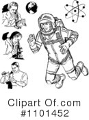 Science Clipart #1101452 by BestVector