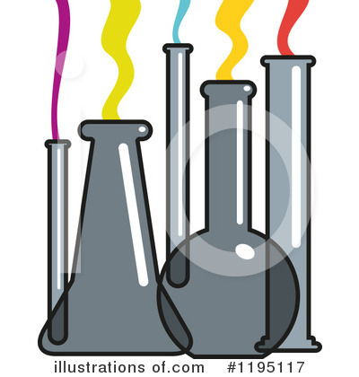 Test Tube Clipart #1195117 by Vector Tradition SM