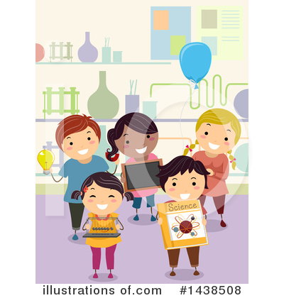 Homework Clipart #1438508 by BNP Design Studio