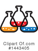 Science Clipart #1443405 by ColorMagic