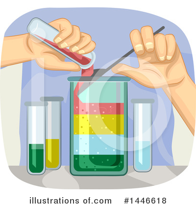 Royalty-Free (RF) Science Clipart Illustration by BNP Design Studio - Stock Sample #1446618