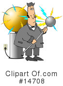 Science Clipart #14708 by djart