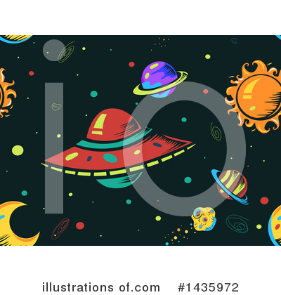 Ufo Clipart #1435972 by BNP Design Studio