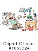 Scientist Clipart #1053324 by gnurf