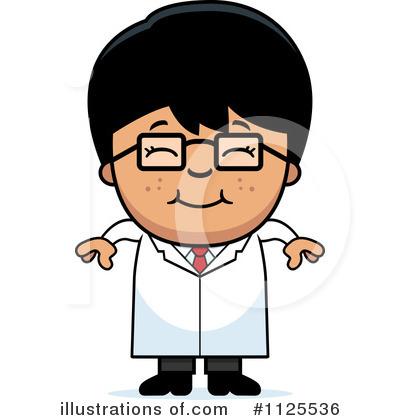 Scientist Clipart #1125536 by Cory Thoman