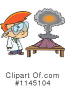 Royalty-Free (RF) Scientist Clipart Illustration #1145104