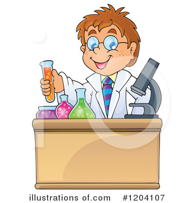 School Children Clipart #1204107 by visekart