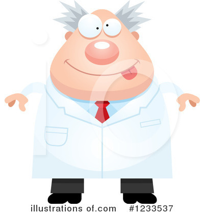 Scientist Clipart #1233537 by Cory Thoman