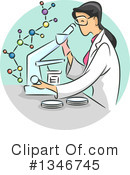 Scientist Clipart #1346745