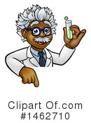 Royalty-Free (RF) Scientist Clipart Illustration #1462710