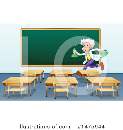 Chalkboard Clipart #1475944 by Graphics RF