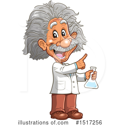 Science Clipart #1517256 by Clip Art Mascots