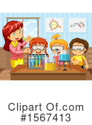 Scientist Clipart #1567413 by Graphics RF