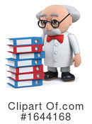 Scientist Clipart #1644168 by Steve Young
