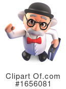 Scientist Clipart #1656081 by Steve Young
