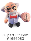 Scientist Clipart #1656083 by Steve Young