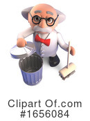 Scientist Clipart #1656084 by Steve Young