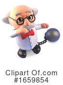 Scientist Clipart #1659854 by Steve Young