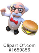 Scientist Clipart #1659856 by Steve Young