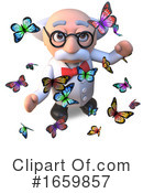 Scientist Clipart #1659857 by Steve Young