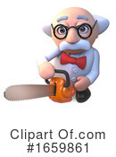 Scientist Clipart #1659861 by Steve Young