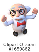 Scientist Clipart #1659862 by Steve Young