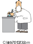 Scientist Clipart #1721232 by djart