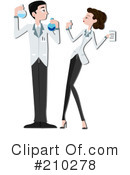 Scientist Clipart #210278 by BNP Design Studio