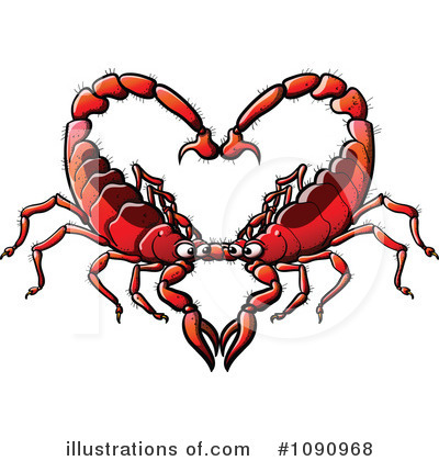 Heart Clipart #1090968 by Zooco